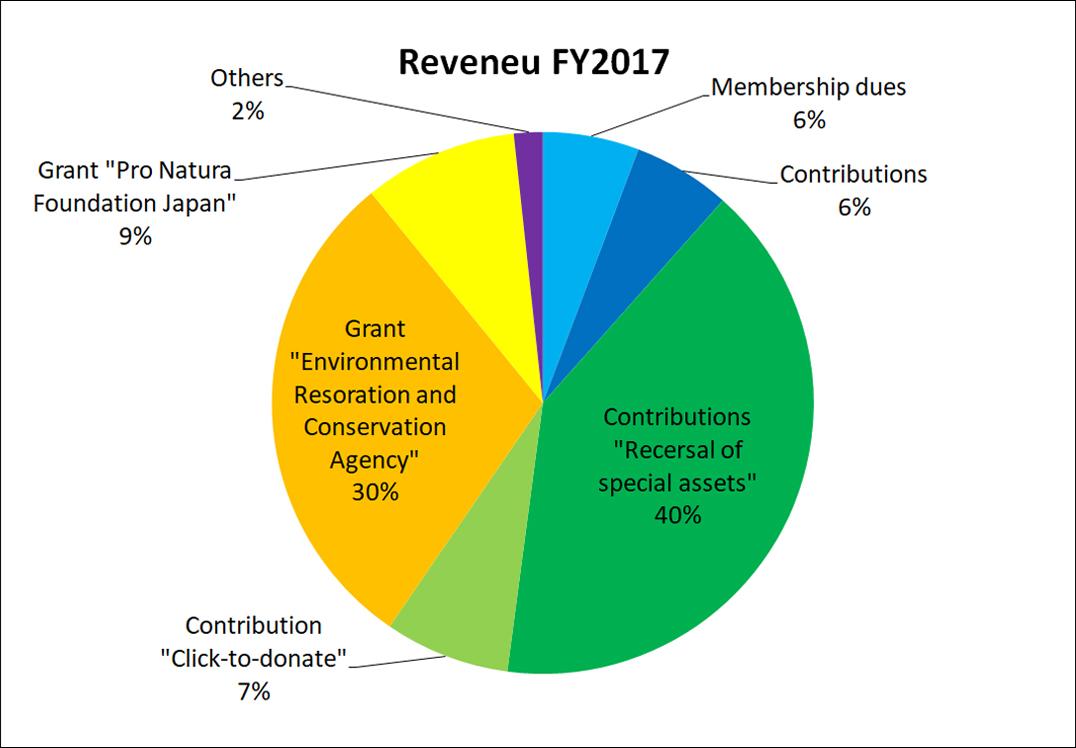 Revenue 2017